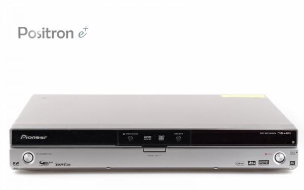 Pioneer DVR-440H DVD Festplattenrecorder silber