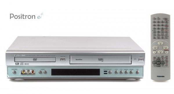 Toshiba SD-33VL DVD VHS Kombination