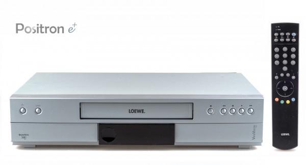Loewe ViewVision VV5106H silber VHS Videorecorder