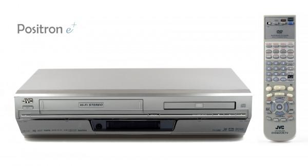 JVC HR-XV3 VHS Recorder DVD Player