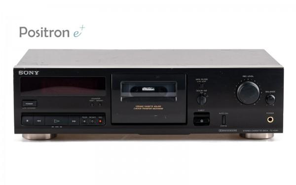 Sony TC-K361 Kassettendeck schwarz