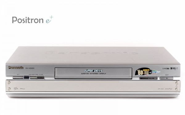 Panasonic NV-HS880 silber SVHS Videorecorder