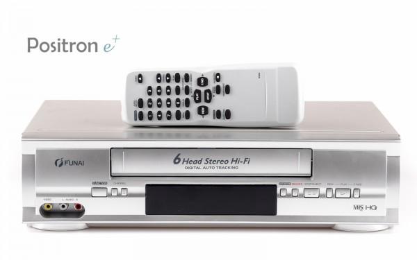 Funai 31A-650 VHS Videorecorder