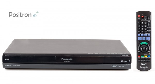 Panasonic DMR-EX93C DVD HDD Recorder schwarz