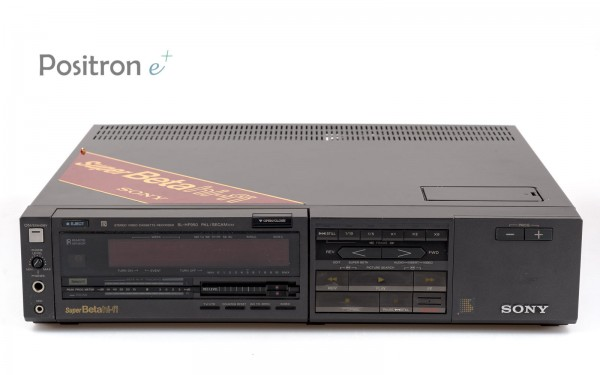 Sony SL-HF950 Super Betamax Recorder