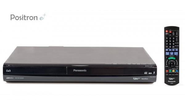 Panasonic DMR-EX96C DVD HDD Recorder schwarz