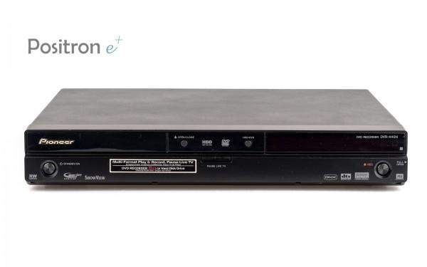 Pioneer DVR-440H DVD Festplattenrecorder schwarz