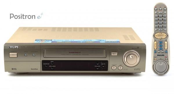 Philips VR1600 SVHS Videorecorder