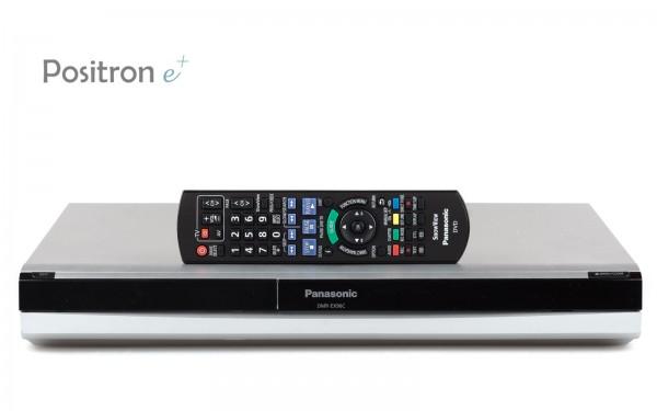 Panasonic DMR-EX96C DVD HDD Recorder silber