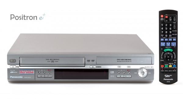 Thomson DTH6350E DVD VHS Kombination
