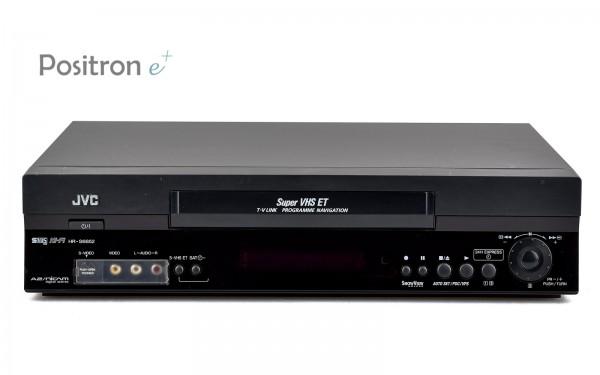 JVC HR-S6852 schwarz SVHS Videorecorder