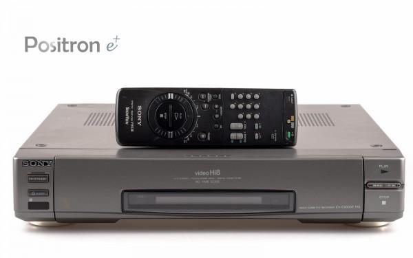 Sony EV-C2000E Video8 Hi8 Recorder