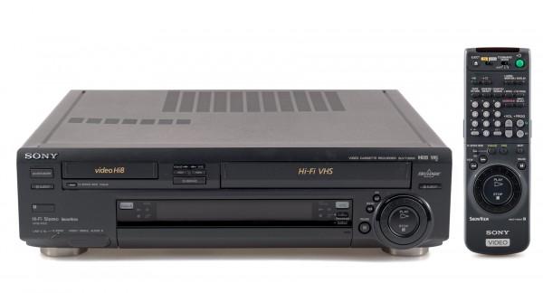 Sony SLV-T2000 VHS Hi8 Kombination