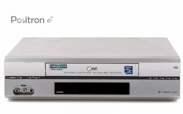 LG LV3766 VHS Videorecorder