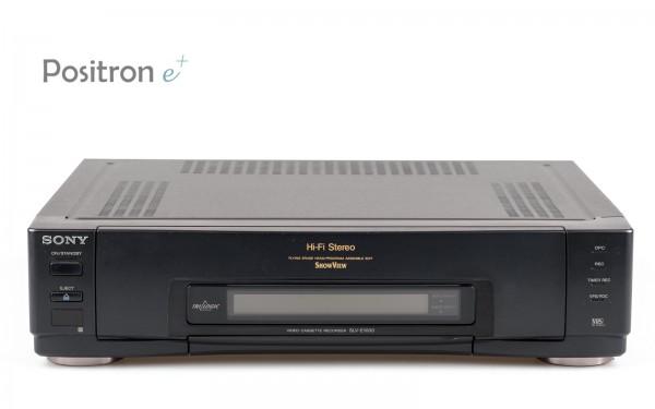 Sony SLV-E1000 High End VHS Videorecorder