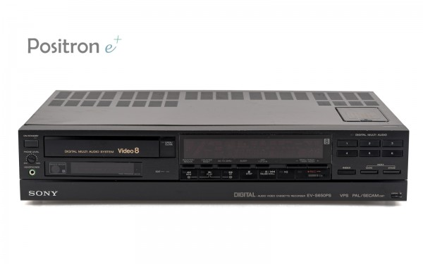 Sony EV-S650PS Video8 Recorder