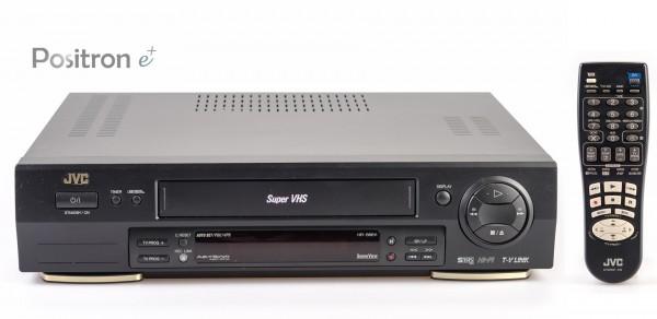 JVC HR-S6611 SVHS Videorecorder