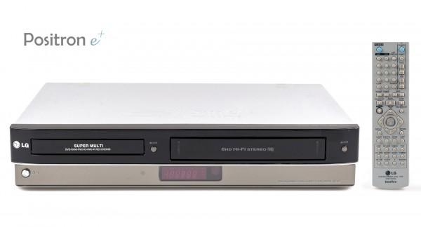 LG RC197 DVD VHS Kombination
