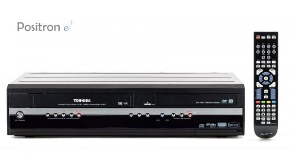 Toshiba D-VR17 DVD VHS Recorder