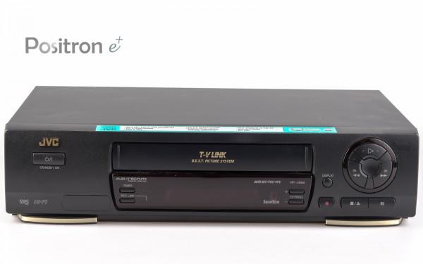 JVC HR-J668 VHS Videorecorder schwarz