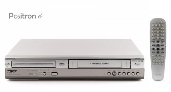 Philips DVDR3320V VHS DVD Recorder Kombigerät