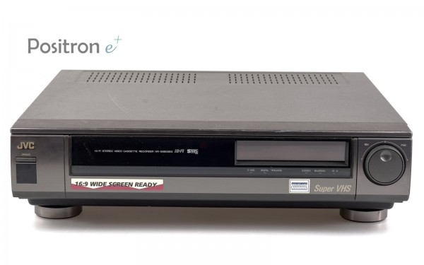 JVC HR-S6800 SVHS Videorecorder