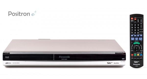 Panasonic DMR-EX84C DVD Festplatten Recorder silber