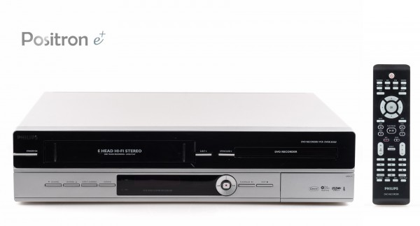 Philips DVDR3510V VHS DVD Recorder