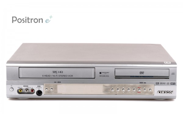 Orion VDR-4002 VHS DVD Recorder Kombination