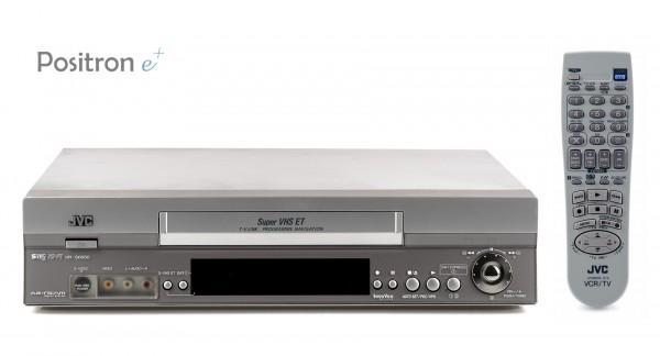 JVC HR-S6850 SVHS Recorder