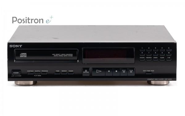 Sony CDP-M202 CD Player schwarz