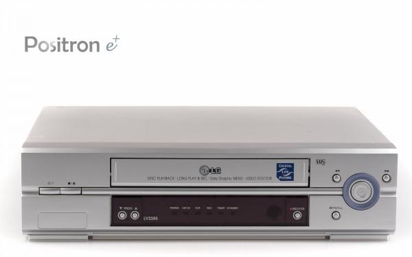 LG LV2285 VHS Videorecorder