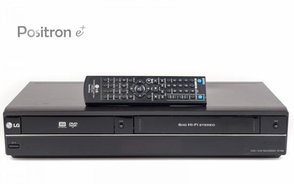 LG RC388 DVD Recorder Videorecorder
