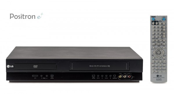 LG V280B DVD VHS Kombination