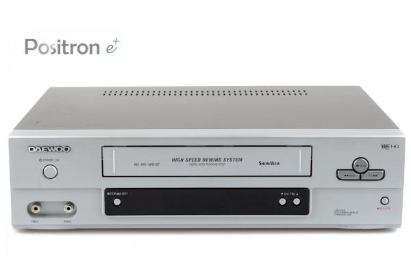 VHS Videorecorder mit Fernbedienung