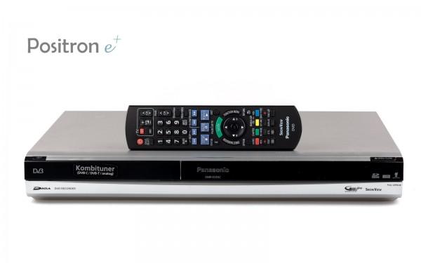 Panasonic DMR-EX93C DVD HDD Recorder silber