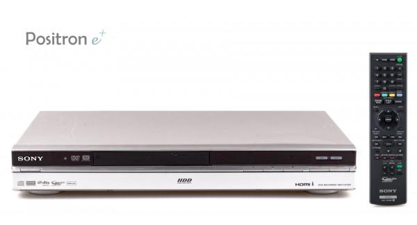 Sony RDR-HX780 DVD Festplattenrecorder silber