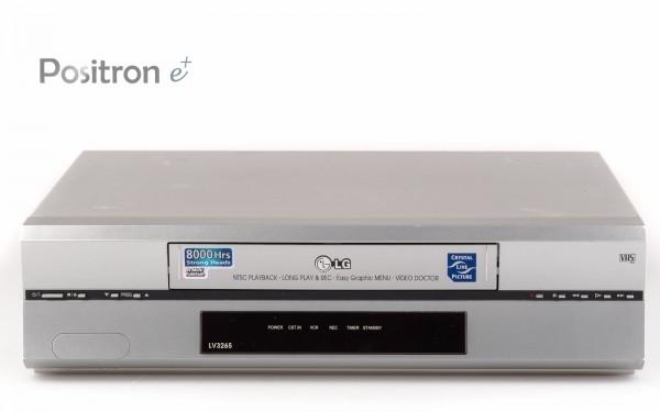 LG LV3265 VHS Videorecorder