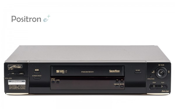Metz VF61 SVHS Videorecorder