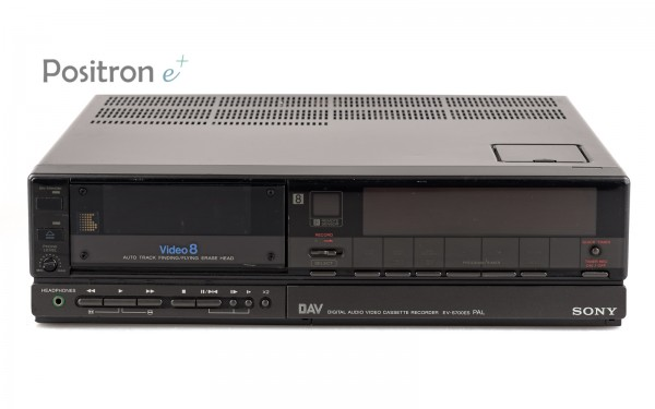 Sony EV-S700ES Video8 Recorder