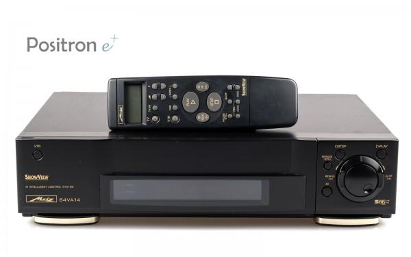 Metz 64VA14 SVHS Videorecorder