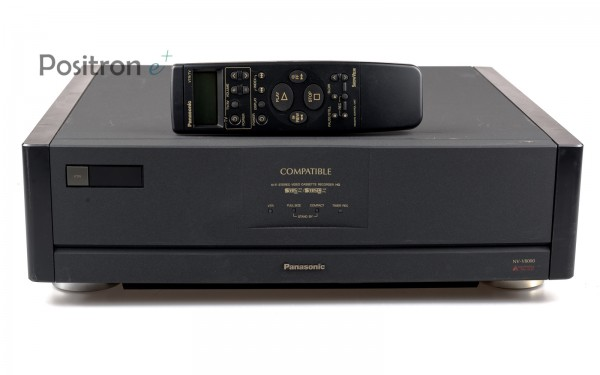 Panasonic NV-V8000 SVHS High End Videorecorder