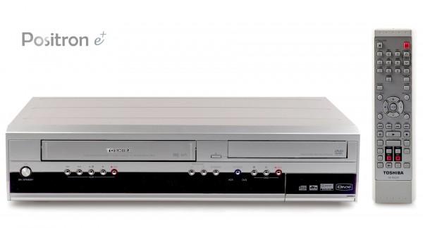 Toshiba D-VR40 DVD VHS Recorder