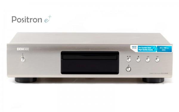Denon DCD-520AE CD Player silber