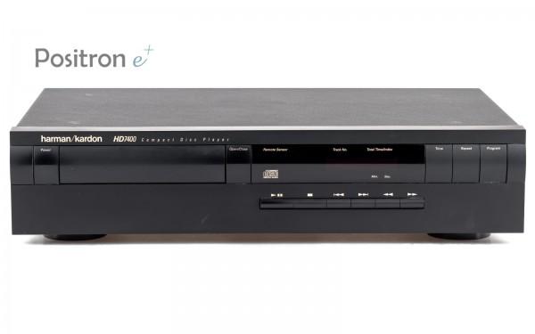 Harman/Kardon HD7400 CD Player Schwarz