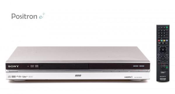 Sony RDR-HX750 DVD Festplattenrecorder silber