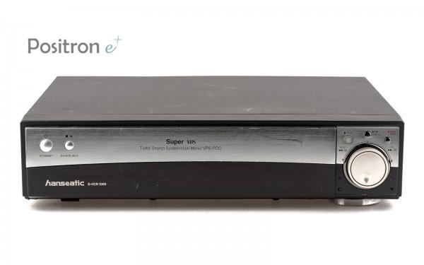 Hanseatic S-VCR1000 SVHS Videorecorder